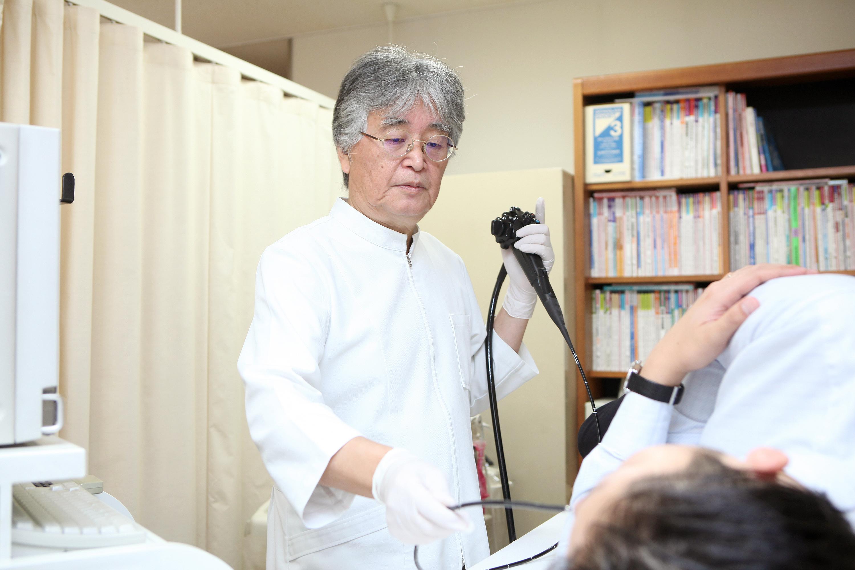 専門医による質が高く苦痛のない内視鏡検査